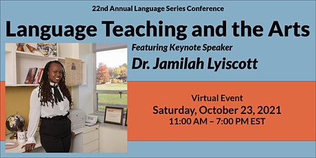 22nd Annual Language Series tickets
