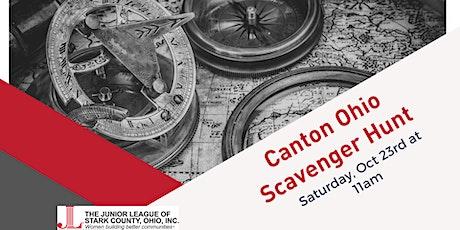 Canton, Ohio Scavenger Hunt tickets