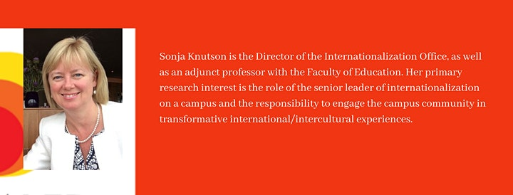 PANEL: Women in International Education  Leadership image