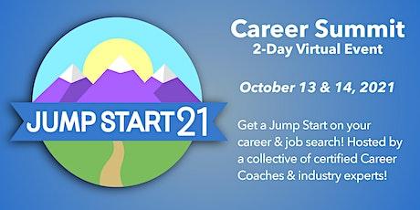 Jumpstart Your Career 2021 tickets