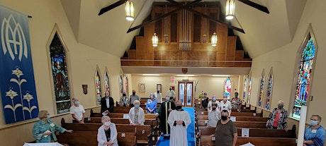 Sunday Church Service tickets