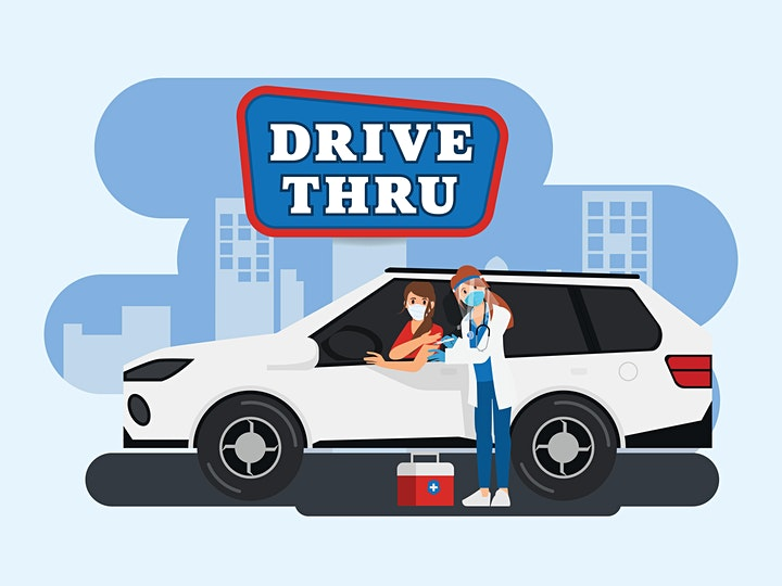 Drive-Thru Vaccine Clinic with Flu & COVID Vaccines image