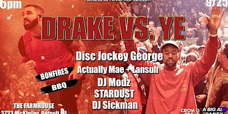 Drake Vs Kanye Party - Detroit Edition tickets