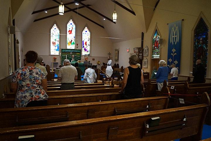 Sunday Church Service image