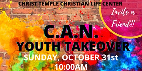 CTCLC - C.A.N. Youth Takeover Service and Fall Festival! tickets