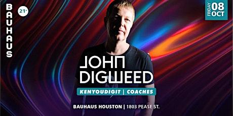 JOHN DIGWEED @ Bauhaus tickets