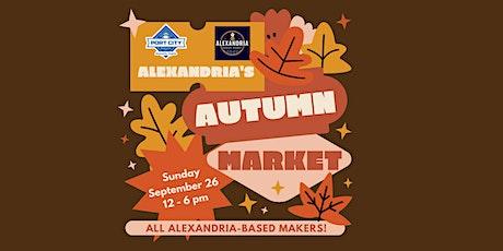 Alexandria's Autumn Market tickets