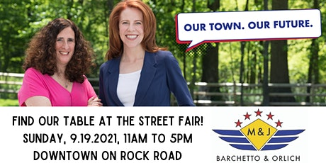 Volunteer with GR Dems at the GR Street Fair tickets