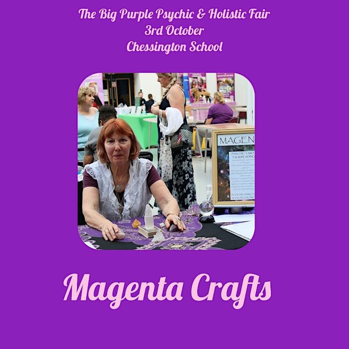 The Big Purple Psychic & Holistic Fair image