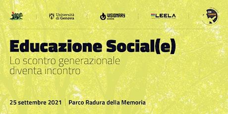 Educazione Social(e) biglietti
