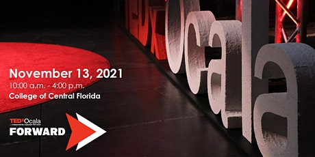 TEDxOcala 2021 tickets