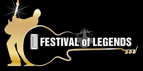 Festival Of Legends entradas