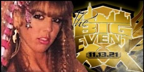 "Jeanne ""Hollywood"" Basone @ the Big Event NY tickets"