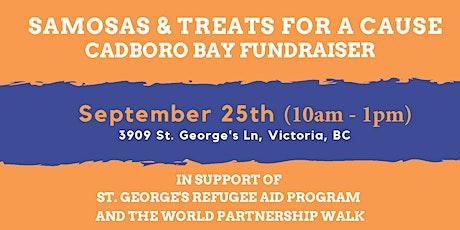 Cadboro Bay fundraiser in support of St. Georges & World Partnership Walk tickets