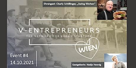 V-Entrepreneurs Wien (AT) - Event #4: Inspiration Talk - Charly Schillinger tickets
