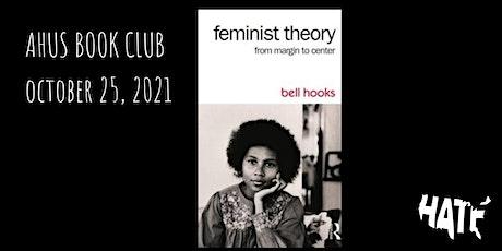 AHUS October Book Club tickets