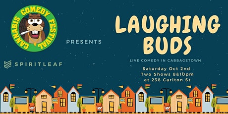 Cannabis Comedy Festival Presents: Laughing Buds in Cabbagetown tickets