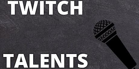 Twitch beste Stimme Tickets
