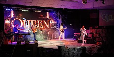 QUEEN ALIVE - UK's Most Authentic Queen Tribute tickets