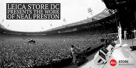 Leica Store DC Presents the Work of Neal Preston tickets