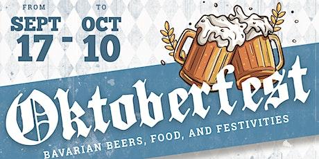 7th Annual Oktoberfest Festival tickets