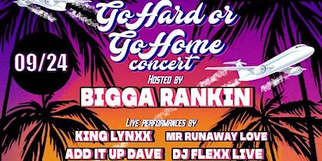 Go Hard or Go Home-Rap Showcase tickets