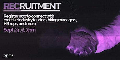 RECruitment tickets