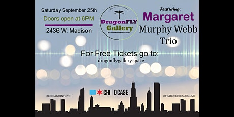 Intimate Concerts at Dragonfly: Margaret Murphy Webb tickets