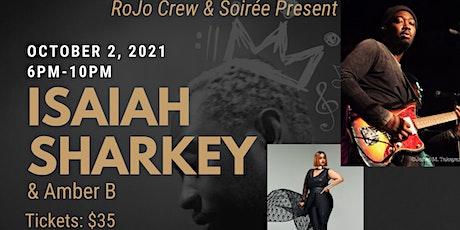 A Night With Isaiah Sharkey tickets