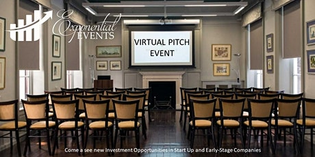 October Virtual Investment Pitch and Networking Event tickets