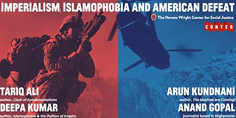 20 Years of the War on Terror: Imperialism, Islamophobia and US Defeat tickets