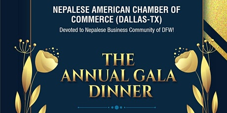 6th Annual Chamber Gala Dinner tickets