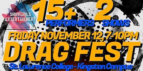 Drag Fest tickets