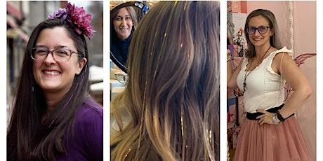 FairyKimSparkles.com Magical Fairy Hair at The Vitamin Shoppe Mooresville tickets