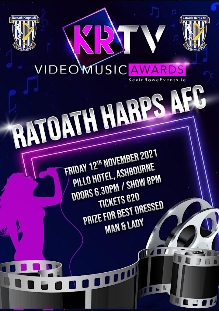 Ratoath Harps Music Video Awards Take 2! image