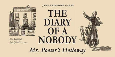Walking tour - The Diary of a Nobody - Mr Pooter's Victorian Holloway tickets