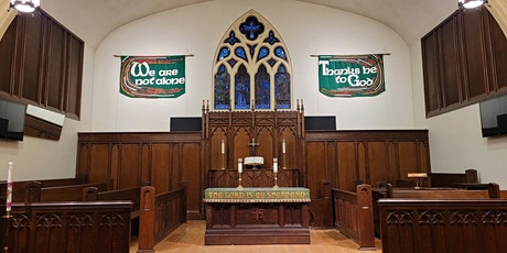 In-person Sunday Worship Service at Fairlawn Avenue United Church tickets