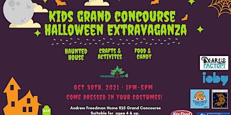 Kids Grand Concourse Halloween Extravaganza tickets