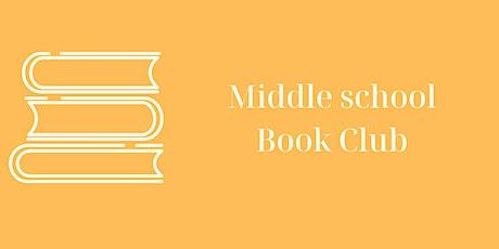 Middle School Book Club tickets