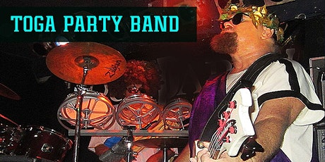 The Toga Party Band At Ebullition Brew Works And Live Music – Toga, toga... tickets
