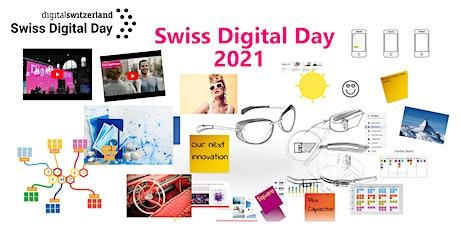 Online Whiteboard für bessere Meetings - Swiss Digital Day 2021 Tickets