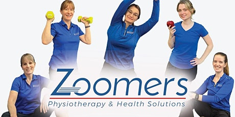 Strength and Stability Training for Walking Zoom Webinar tickets