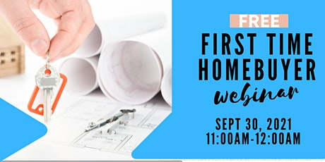 First Time Home Buying Webinar tickets