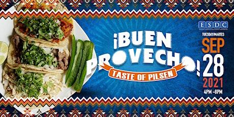 ¡Buen Provecho! Taste of Pilsen 2021 tickets