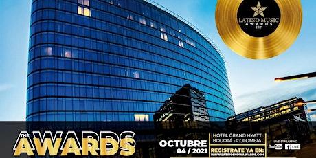 11a  ANIVERSARIO LATINO MUSIC AWARDS 2021  BOGOTA, COLOMBIA tickets
