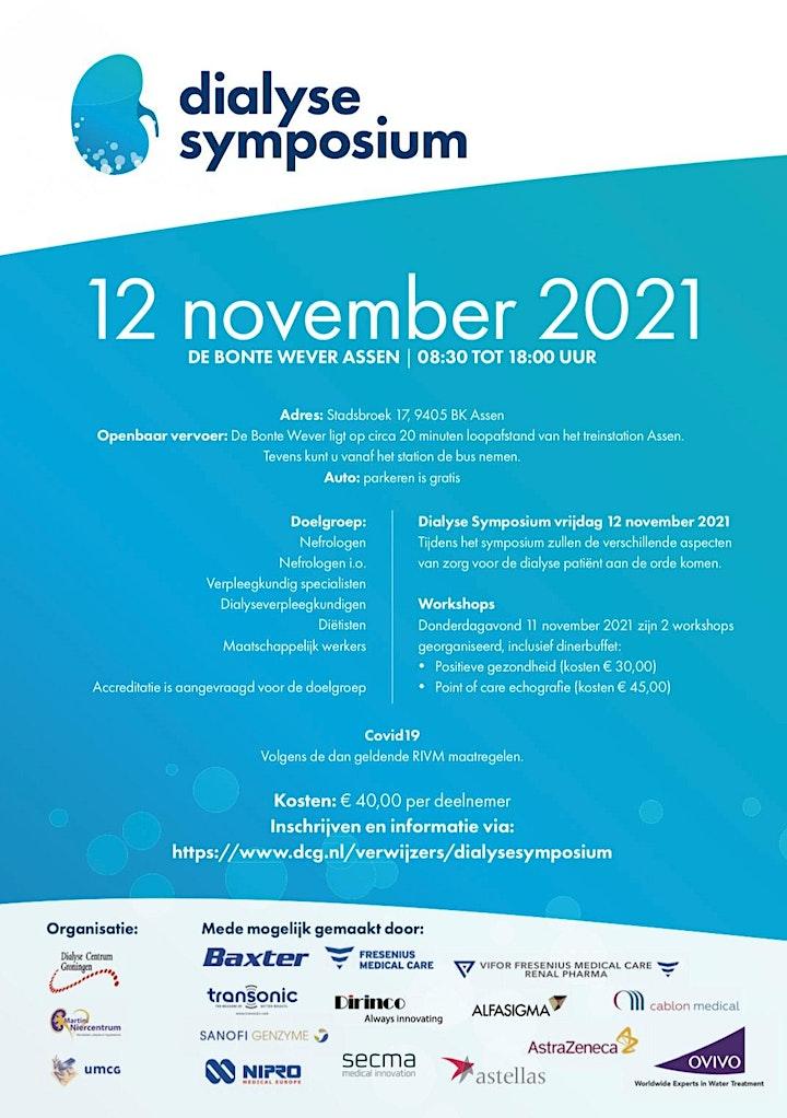 Afbeelding van Dialyse Symposium 2021