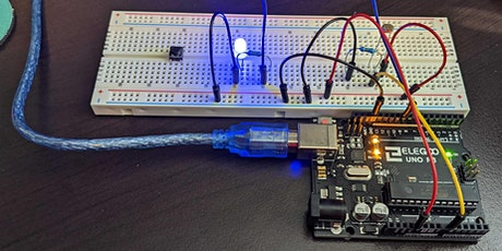 """Arduino Level 0—""""How do you spell LED?"""" tickets"""