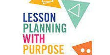 Lesson  Planning with Purpose tickets