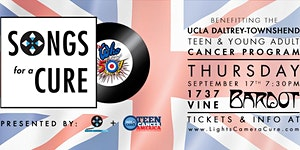 Songs for a Cure- Music of The Who