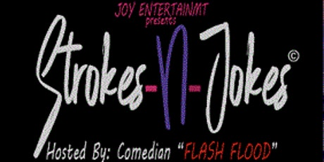 STROKES  &  JOKES SHOW tickets